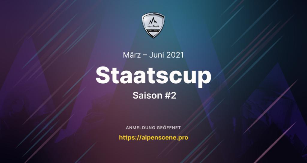 Staatscup Saison 2